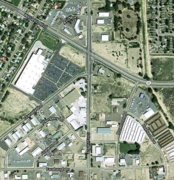 Wells Fargo Pad Site For Sale
